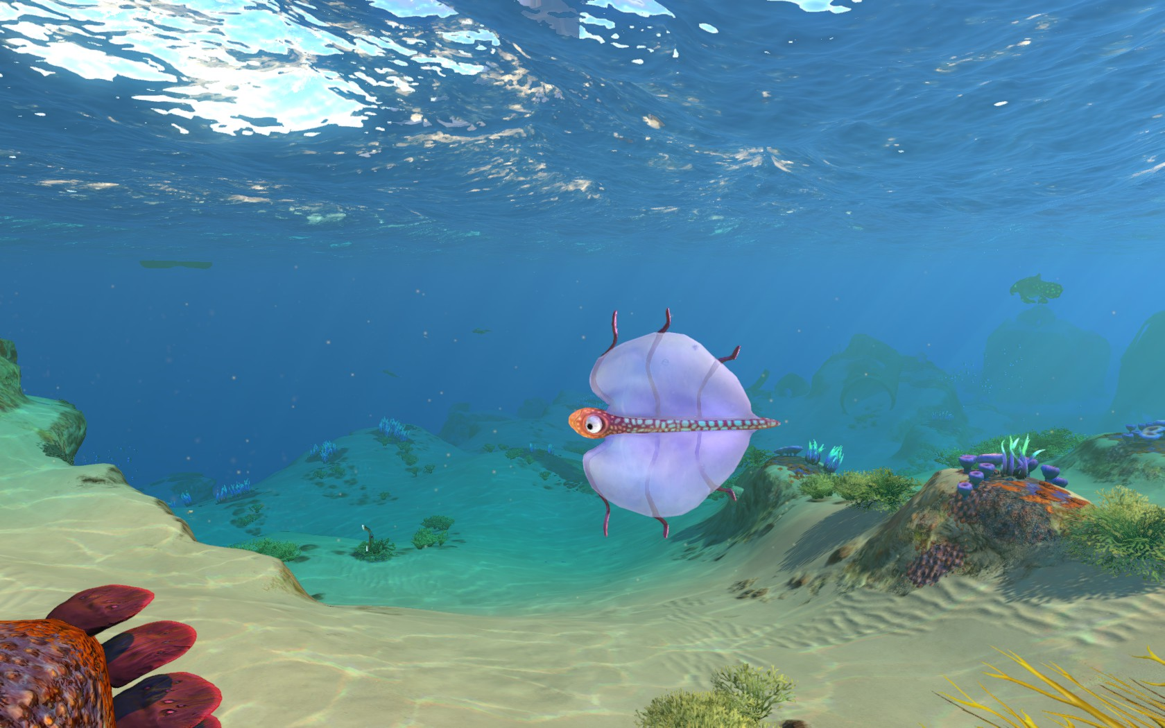 Steam Community Guide Subnautica Flora Amp Fauna Research