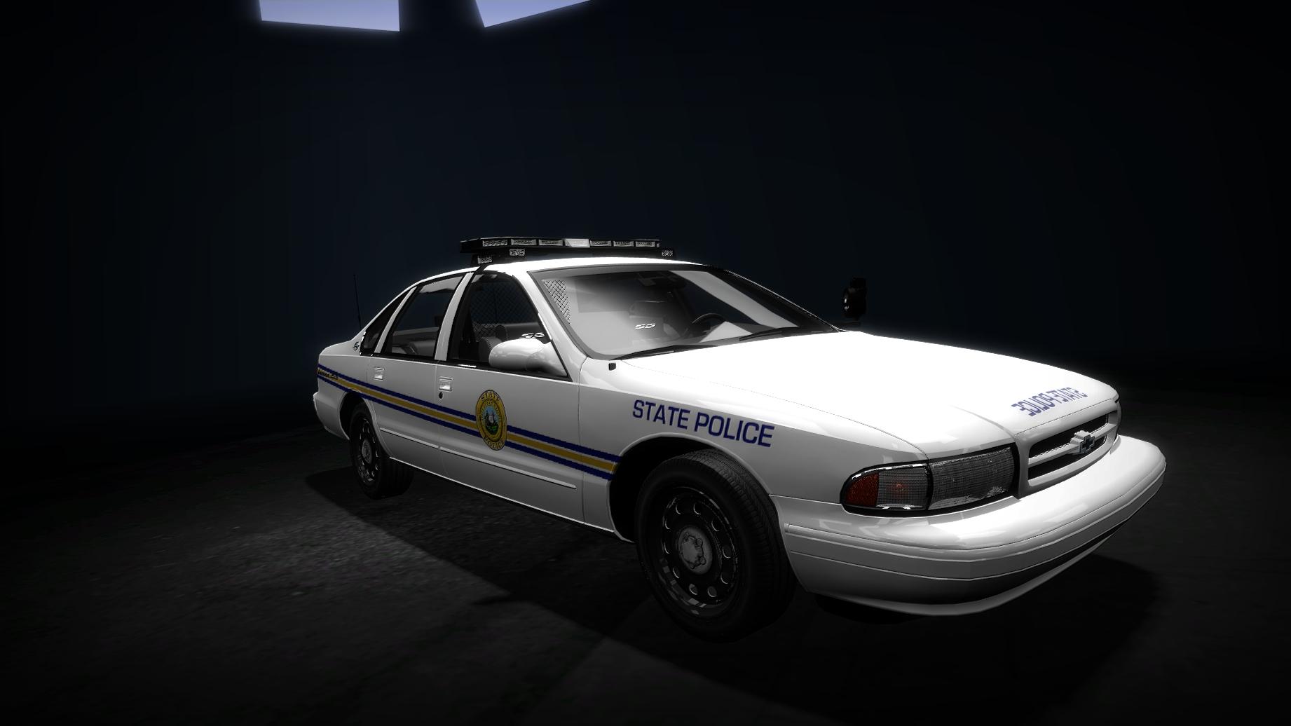 Steam Workshop :: West Virginia State Police Skin Pack