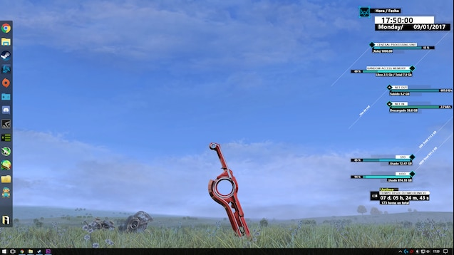 Steam Workshop 1080p Xenoblade Chronicles