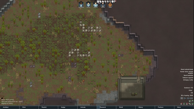 rimworld infestation
