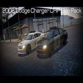 Steam Workshop :: 2008 Dodge Charger CHP Skin Pack