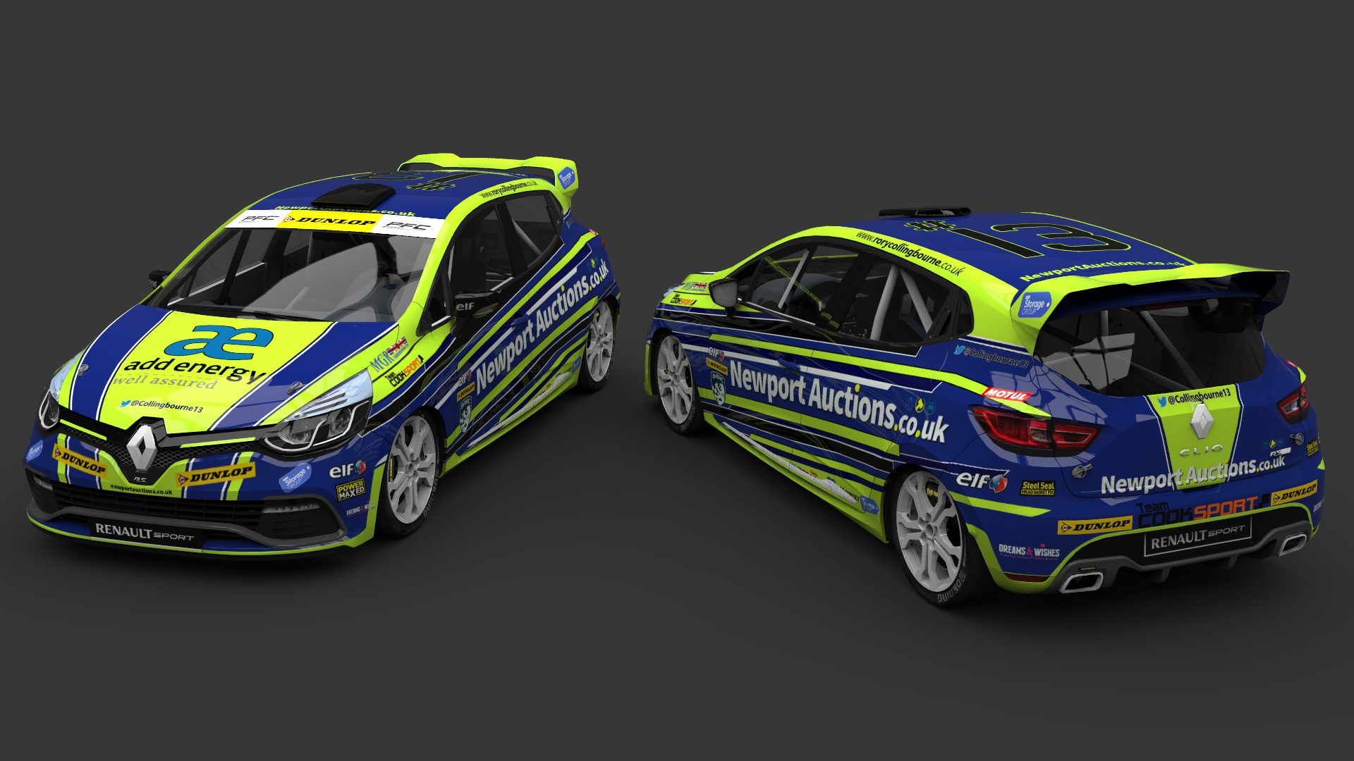 RENAULT CLIO CUP 200 TURBO