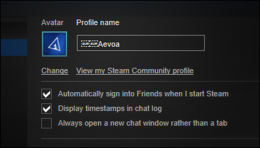 Steam Community :: Guide :: How to Clear Your Username History