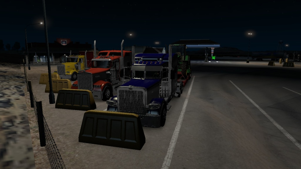 Steam общност :: Снимка :: Peterbilt 389 side to side to the
