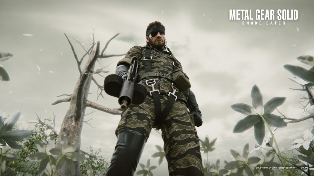 Communaute Steam Metal Gear Solid Snake Eater Big Boss