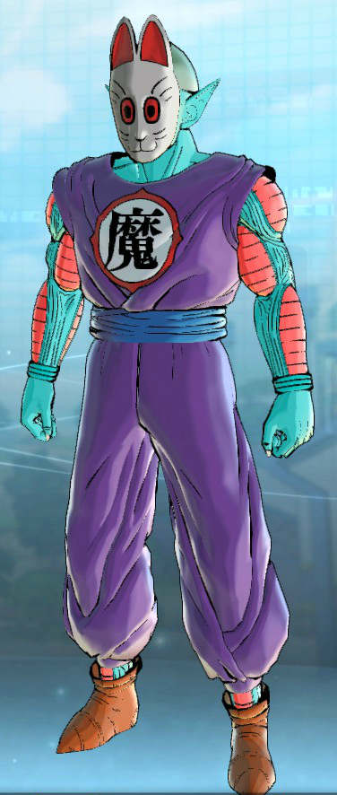 piccolo s clothes