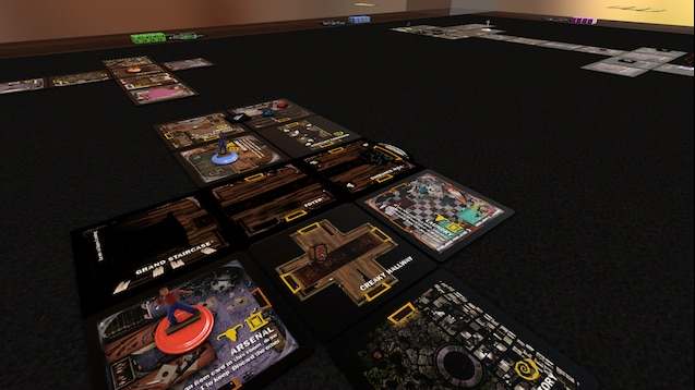 Steam Workshop Betrayal At House On The Hill Complete