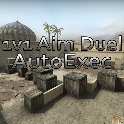 Steam Community :: Guide :: CS:GO - Setting up 1v1 Aim Maps