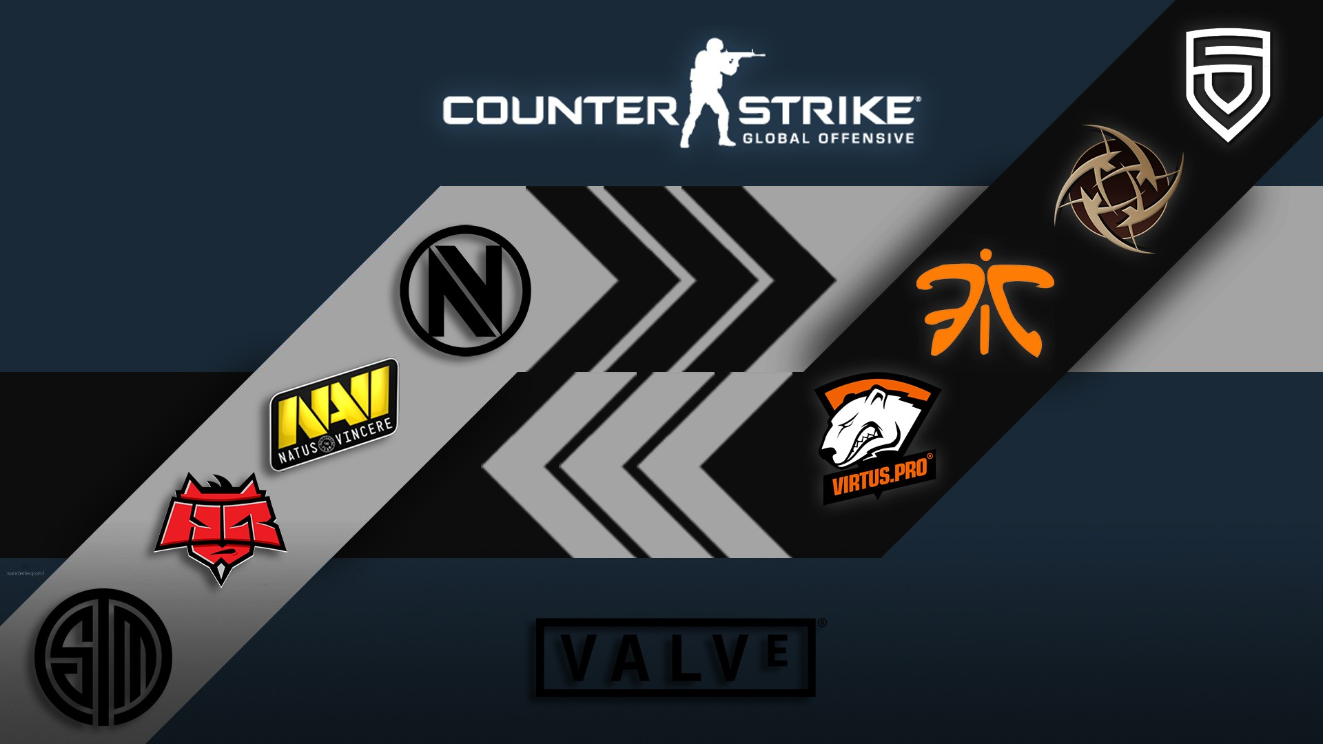 Steam Community Guide CSGO Wallpapers Team Weapon Rank