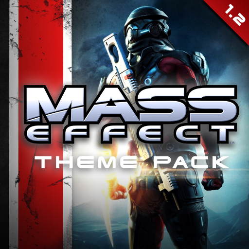 Mass Effect Theme Pack