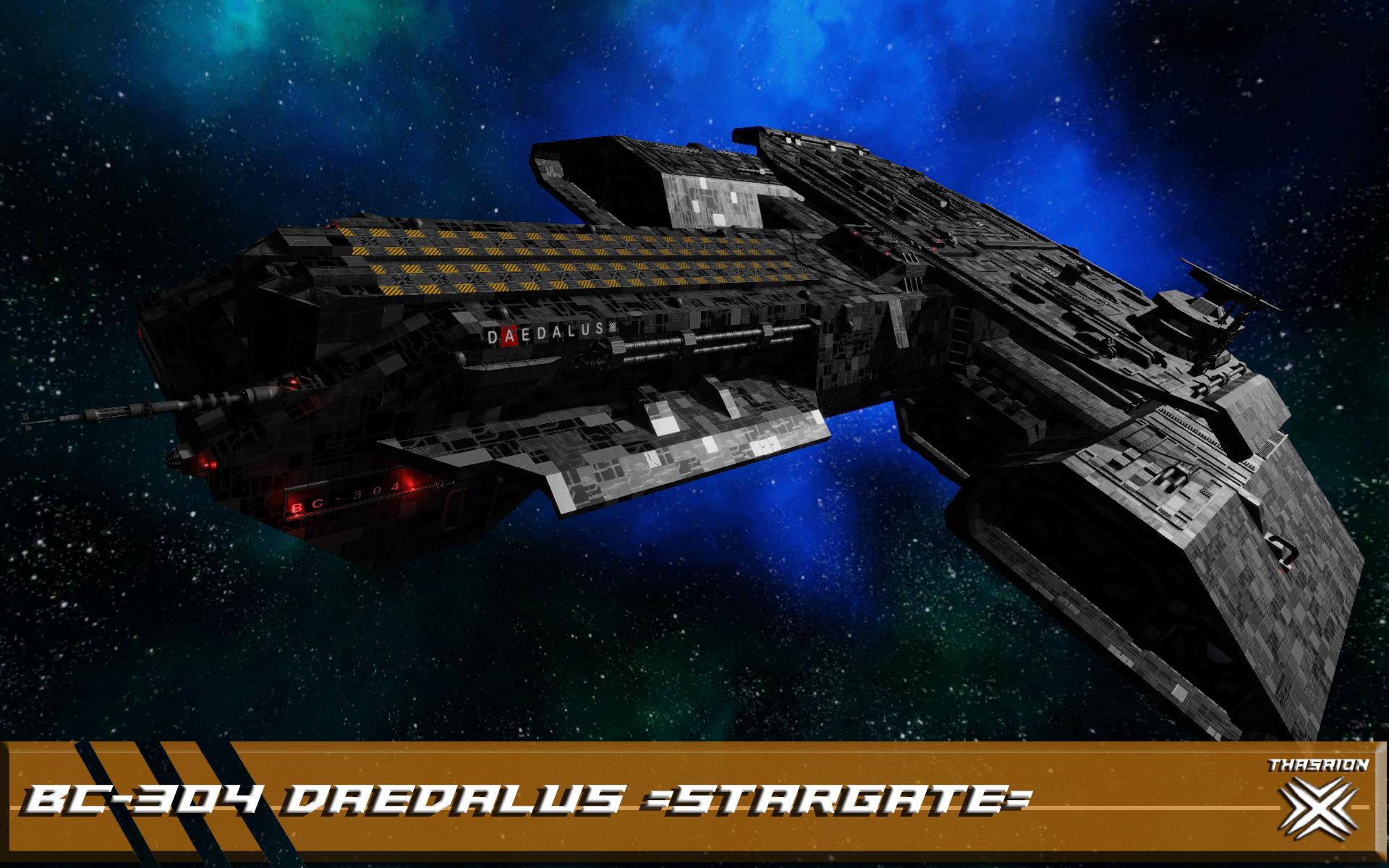 BC-304 Daedalus =Stargate=