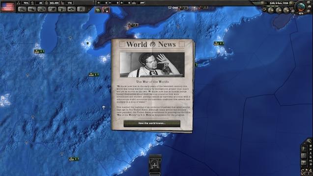 Steam Workshop :: War of the Worlds
