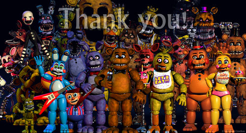 Steam Community :: Guide :: Five Nights at Freddy's Complete