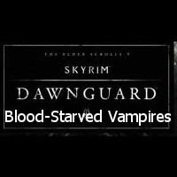 Dawnguard Blood-Starved Vampires画像