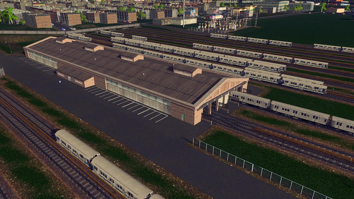 Steam Workshop :: Metropolitan Depot