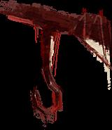 Resultado de imagen de gancho dead by png