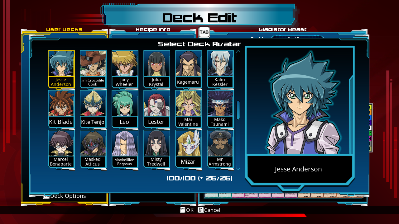 yugioh legacy of the duelist downloadable content
