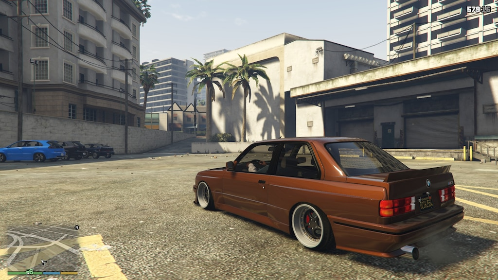 Steam Community :: Screenshot :: stanced BMW E30 M3 1988