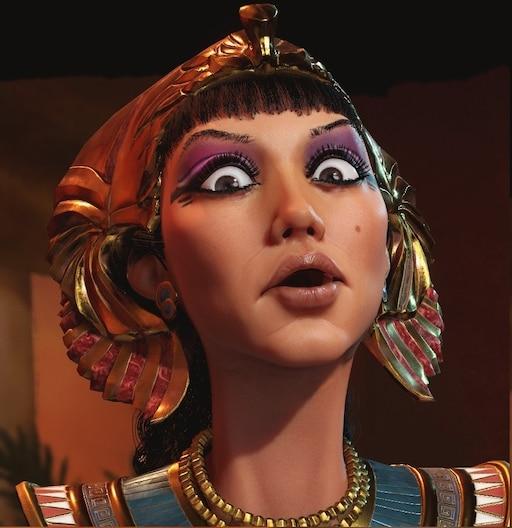 Cleopatra Civilization 6