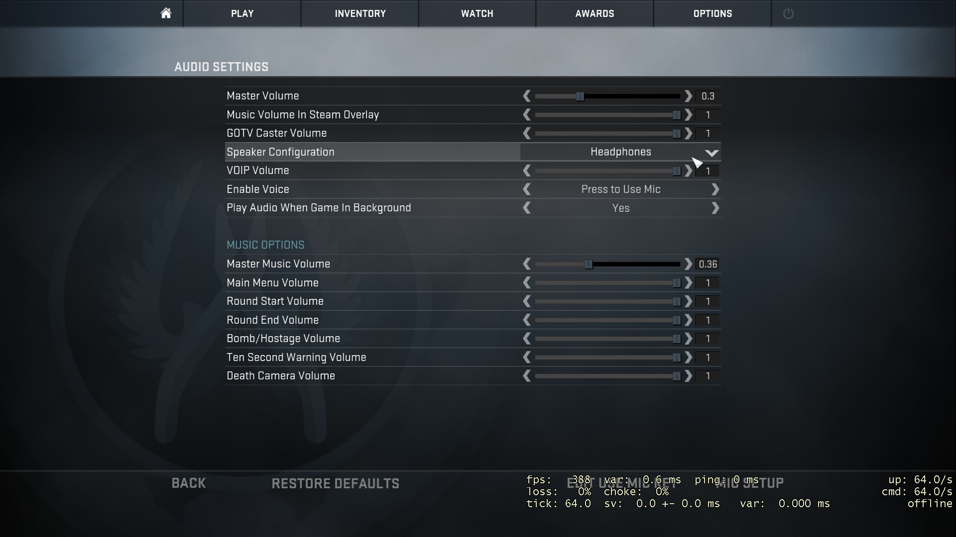Steam Community :: Guide :: New CS:GO sound update  How to fix it to