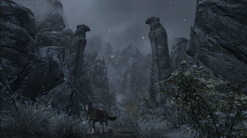 Steam Community :: Screenshot :: Found a pretty cool mountain pass