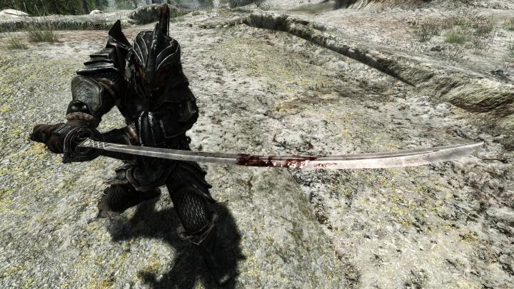 How to get ebony sword skyrim