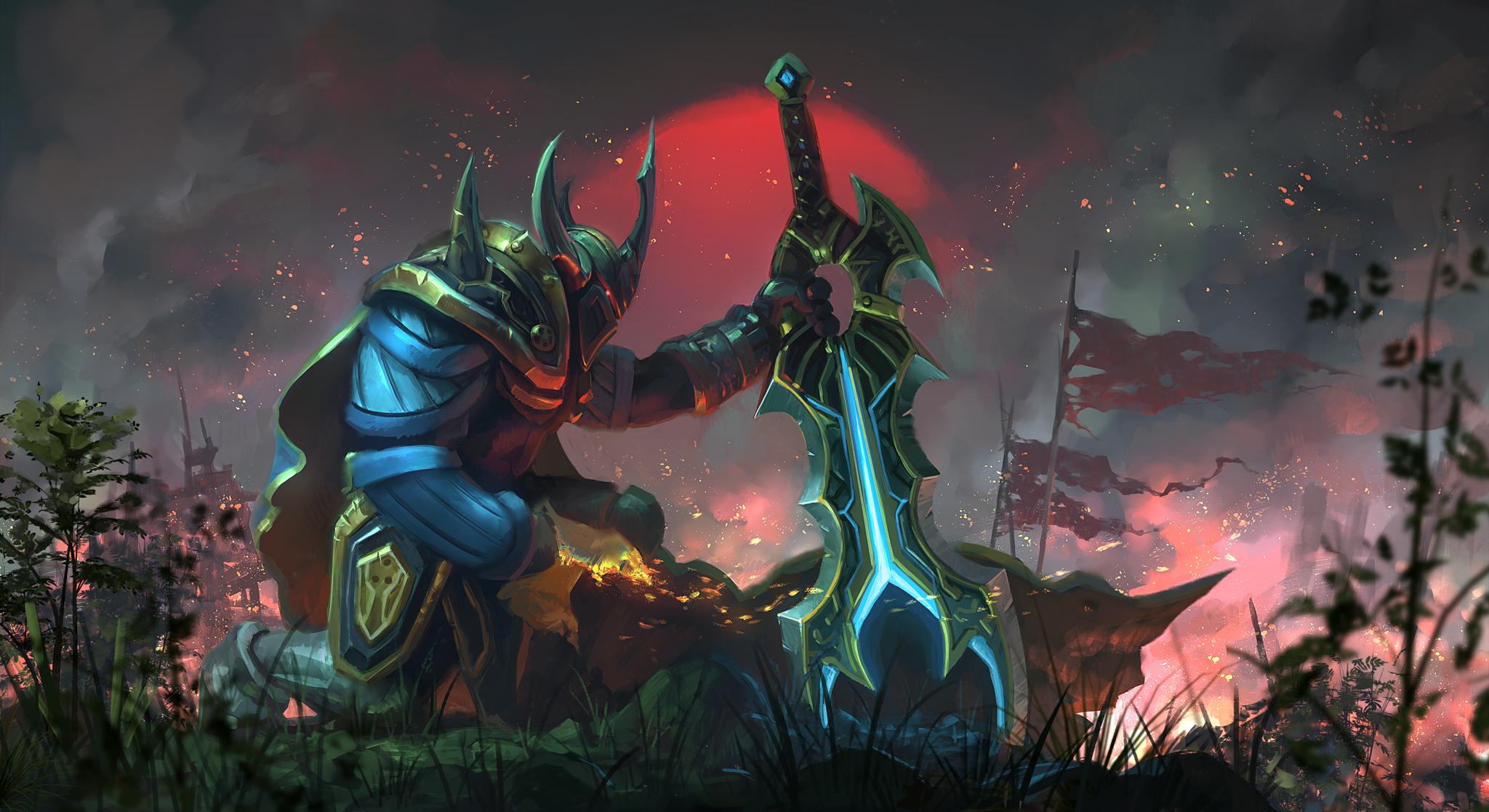 Workshop Di Steam Rise Of Fury