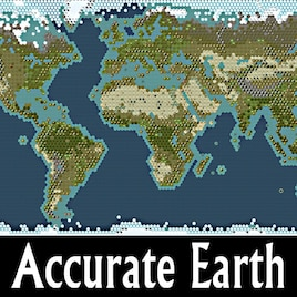 Steam Workshop Accurate Earth