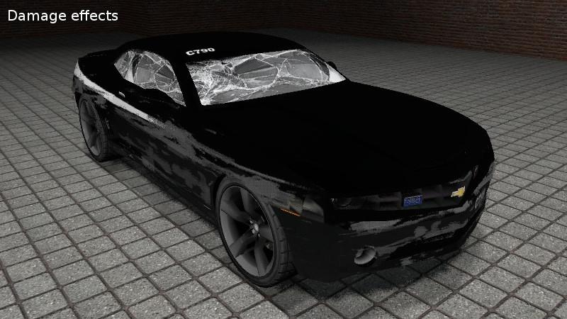 Steam Workshop 2006 Chevrolet Camaro Concept Scar Hd