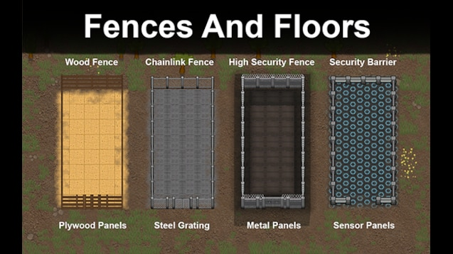 Steam Workshop :: Fences And Floors