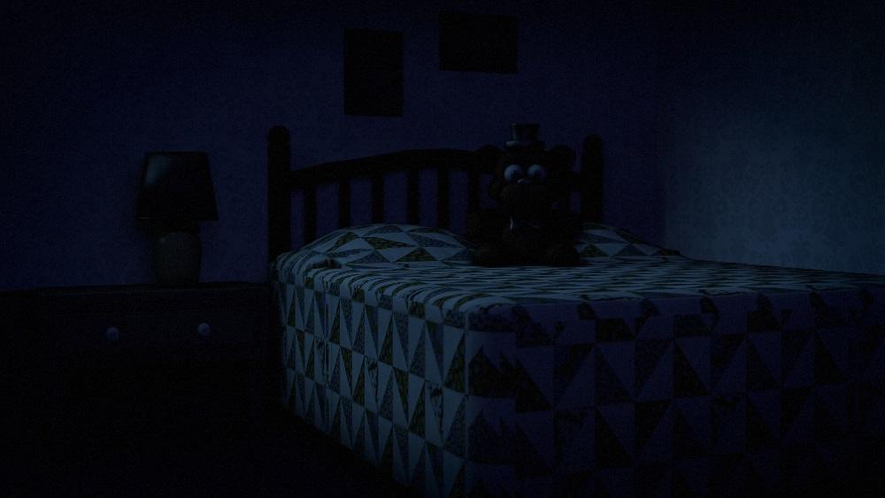 fnaf 4 bedroom  wwwresnooze