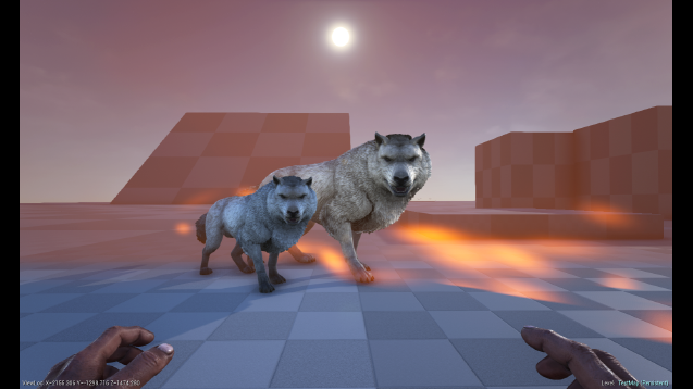 Steam workshop alpha dire wolf malvernweather Gallery