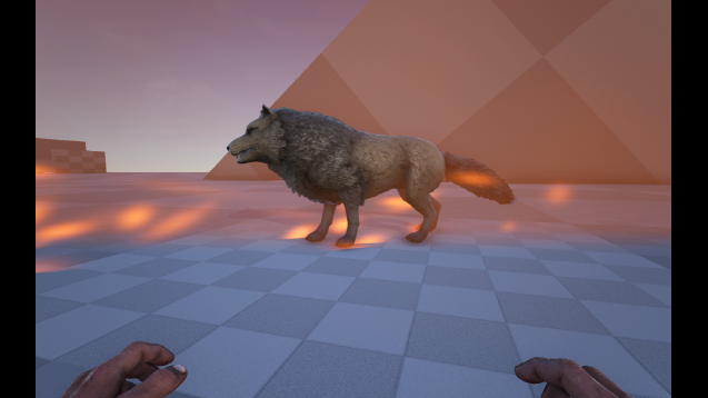 Steam workshop alpha dire wolf malvernweather