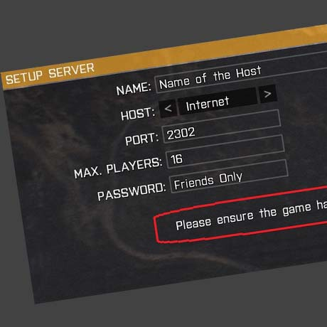 Steam Community :: Guide :: How to host in multiplayer