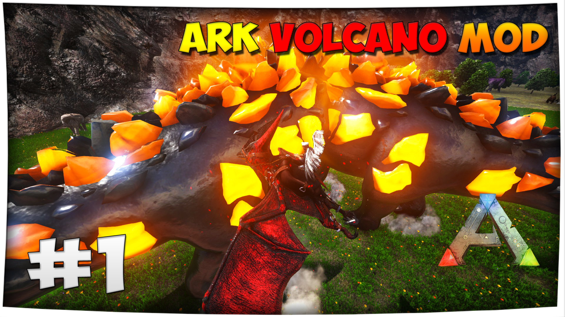 Steam Workshop :: Ark Mod The Volcano