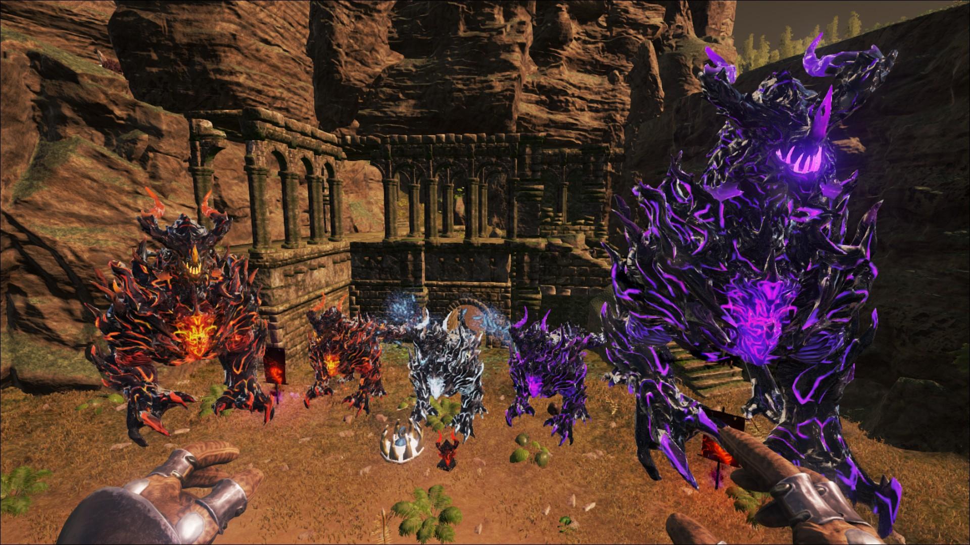Steam Workshop :: Dragon Gods