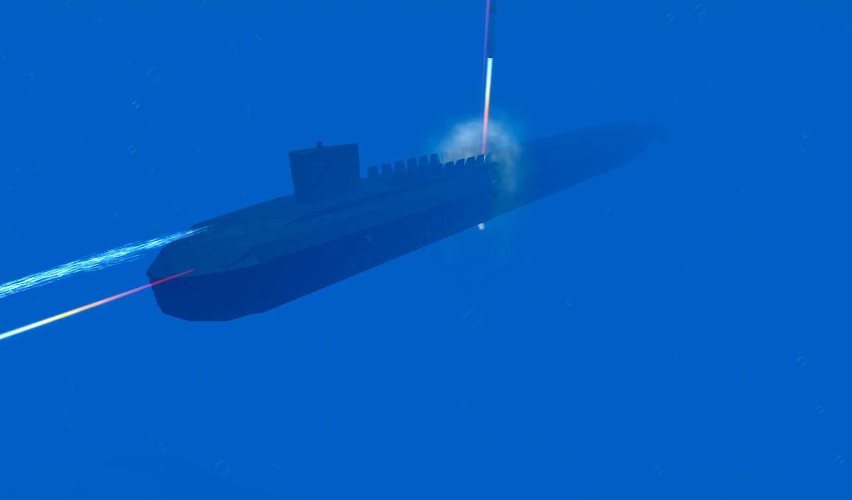 Steam Workshop :: OHIO Class SSBN Submarine