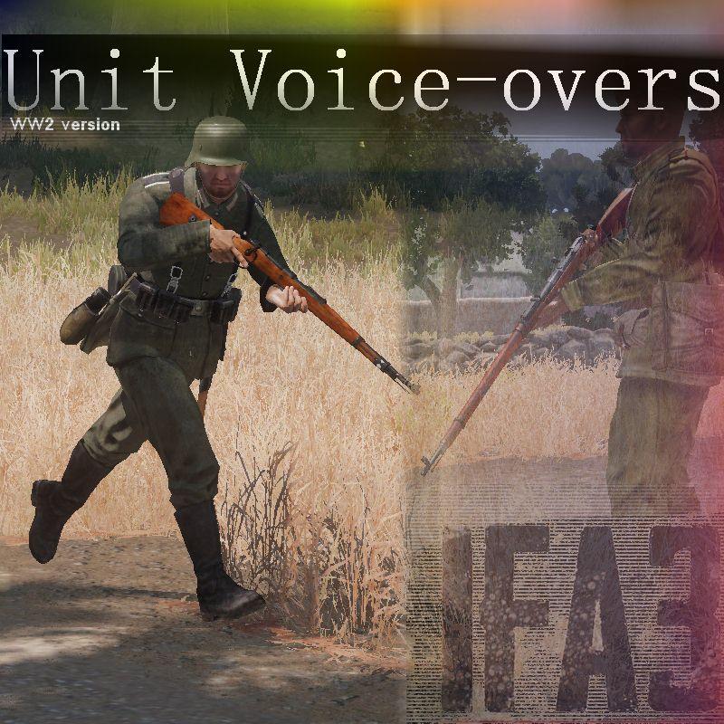 Unit Voiceovers 1944