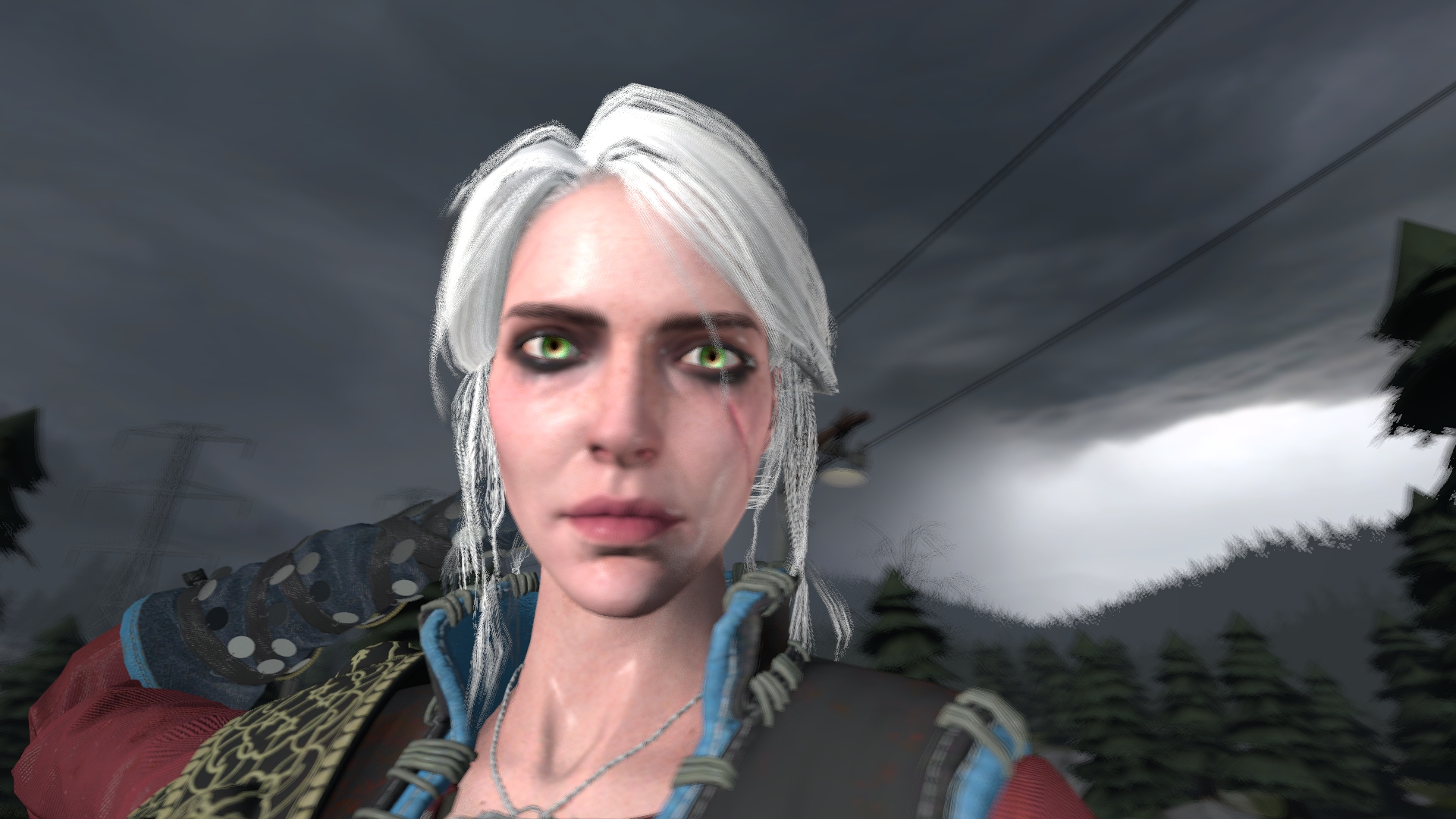 Steam Workshop :: Witcher 3 - Ciri Alternative Look (PM+NPC)