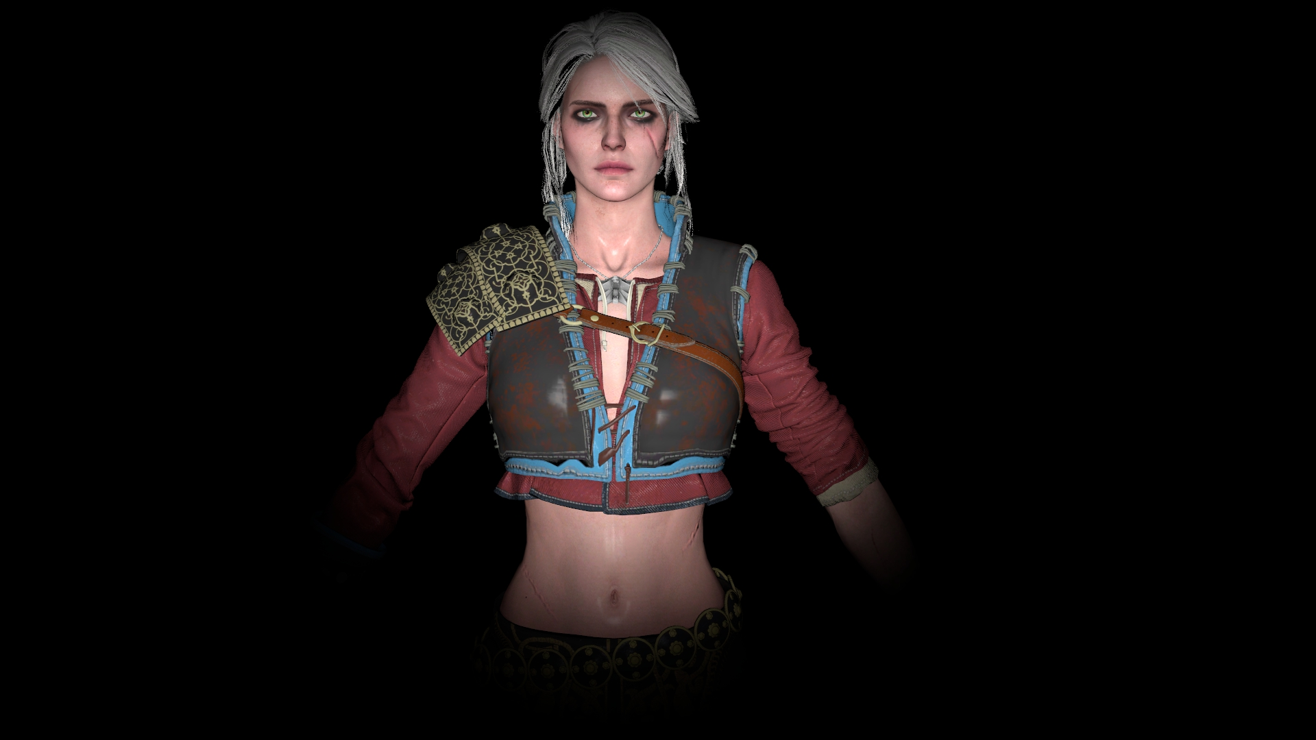 Steam Workshop :: Witcher 3 - Ciri Alternative Look (PM+NPC)