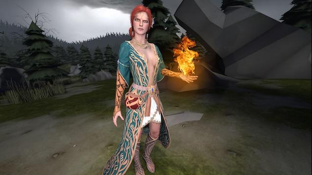 Steam Workshop :: Witcher 3 - Triss Merigold Alternative
