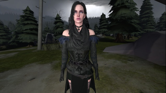 Steam Workshop :: Witcher 3 - Yennefer of Vengerberg (PM+NPC)