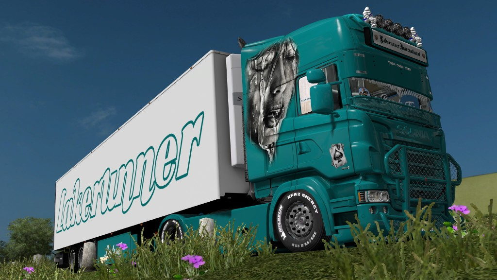 Steam Workshop support for Euro Truck Simulator 2 1986201 - academia