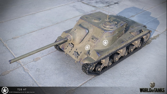 Steam Workshop :: T25 AT