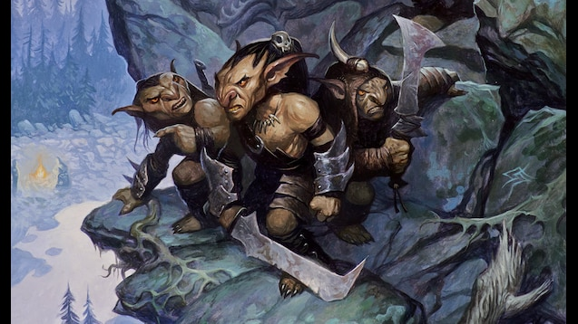 Steam Workshop Lost Mine Of Phandelver Goblin Ambush
