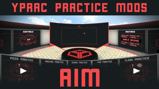 Steam Workshop :: Yprac Aim Arena