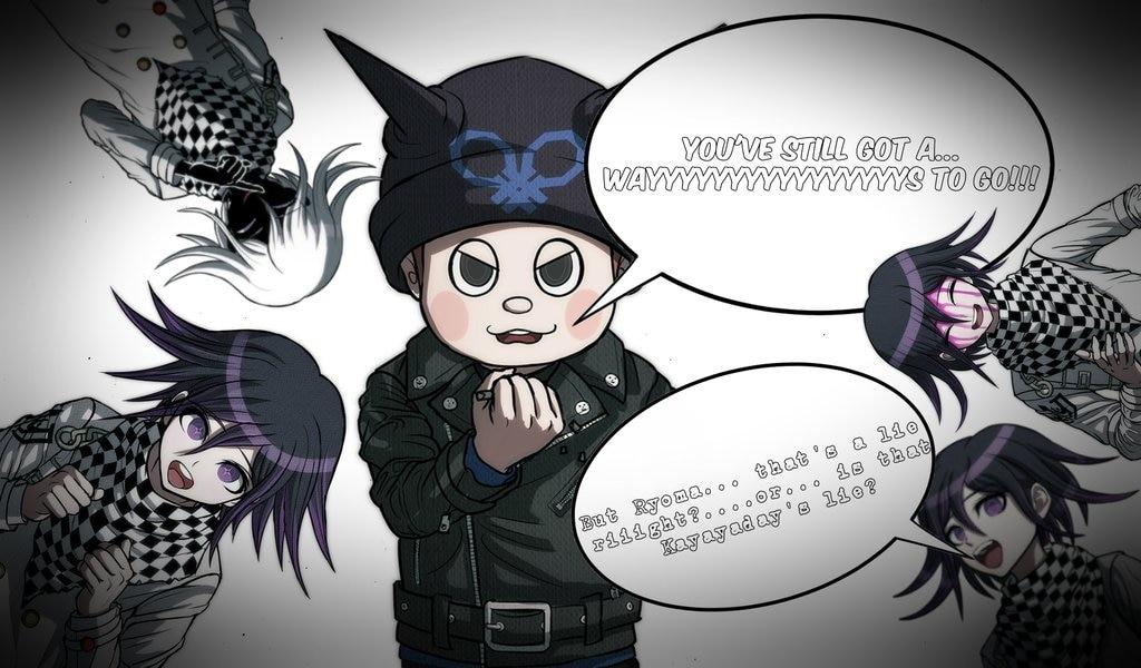 Comunitate Steam Meme Featuring Kokichi And Ryoma