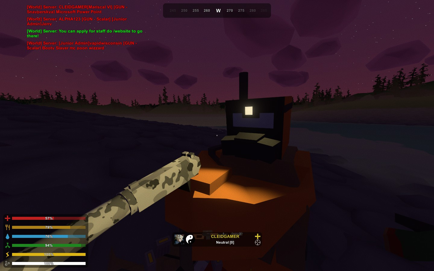 steam community    unturned