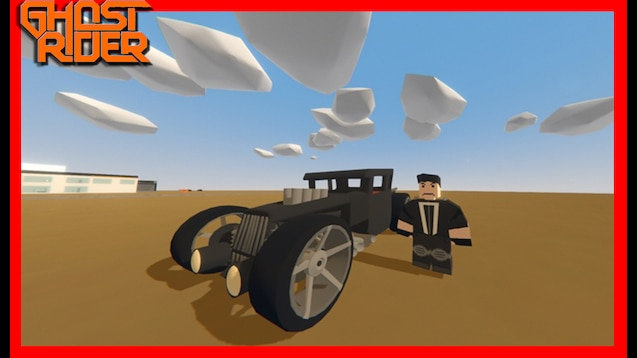 Steam Workshop :: Ghost Rider [Vehicle + Clothing]