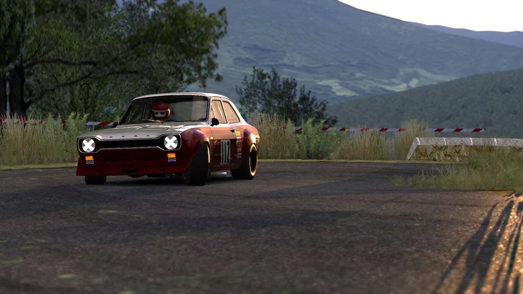 Steam Community :: :: ford escort RS1600 Mk I on Peyre Rally